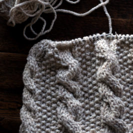 Video : Join in the Round When Knitting in the Round
