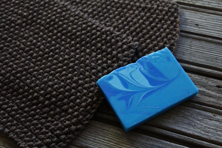 Free Knitting Pattern - Back Scrubber