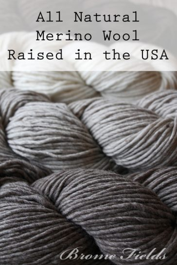 Shades of Merino Wool