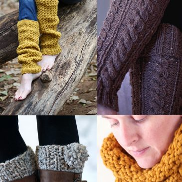 2015 New Fall-Winter Knitting Patterns
