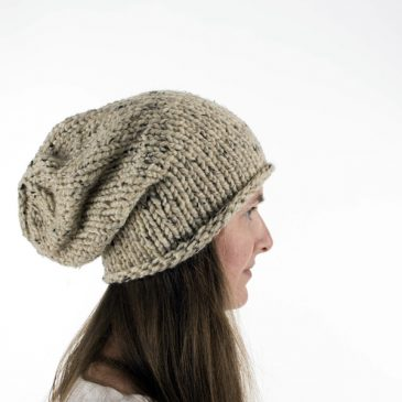 Belonging FREE Hat Knitting Pattern by Brome Fields