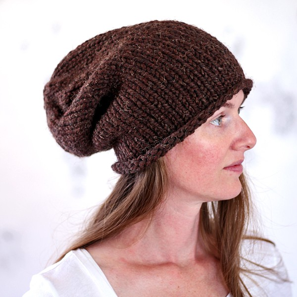BELONGING Hat Knitting Pattern