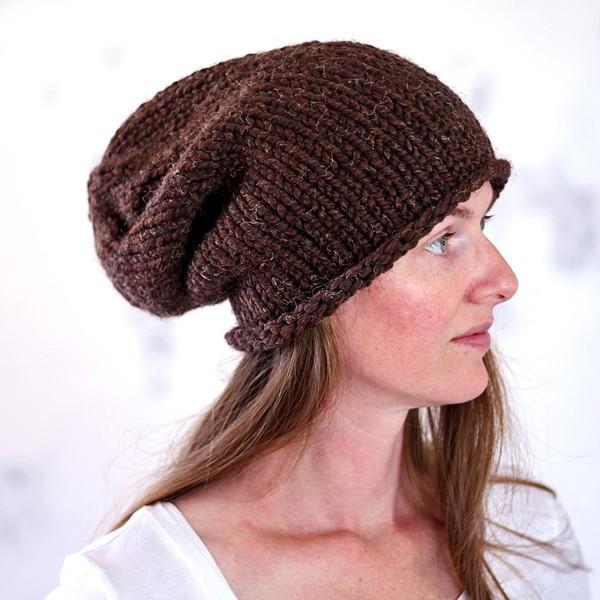 BELONGING Hat Knitting Pattern