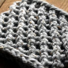 Video : PSSO – Pass Slip Stitch Over