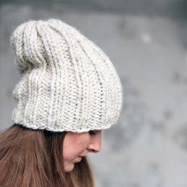 DARING Hat Knitting Pattern