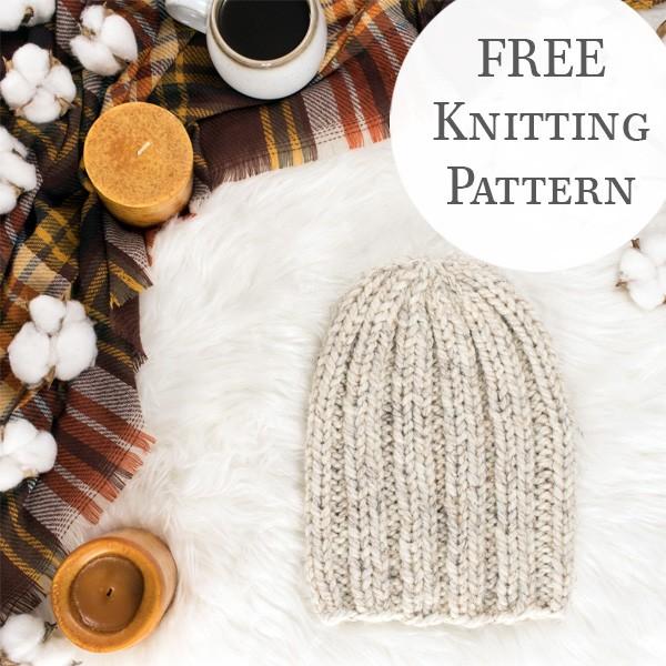 DARING Hat Knitting Pattern