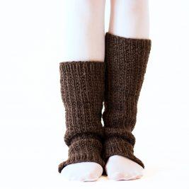 FAITHFULNESS Leg Warmer Knitting Pattern