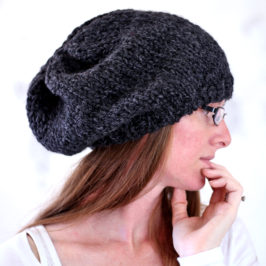 Focus Hat Knitting Pattern {New Fall Pattern #12}