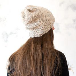 FREEDOM Hat Knitting Pattern