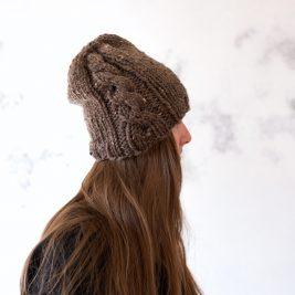 GENTLENESS Hat Knitting Pattern