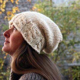 GRACE Hat Knitting Pattern