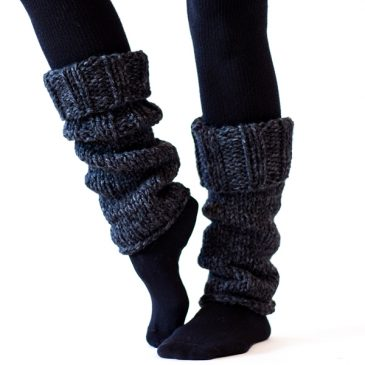 HARMONY Leg Warmer Knitting Pattern