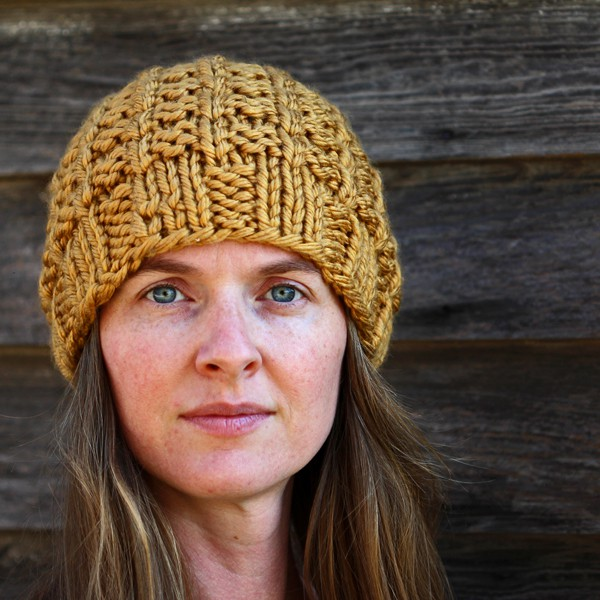 UNITY : Women\'s Slouchy Hat Knitting Pattern - Brome Fields