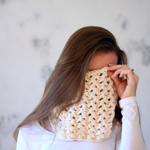 Integrity Cowl Knitting Pattern