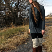 Strength Leg Warmers Knitt