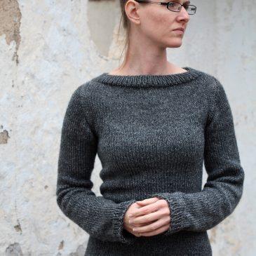 Knit Sweater – Discipline