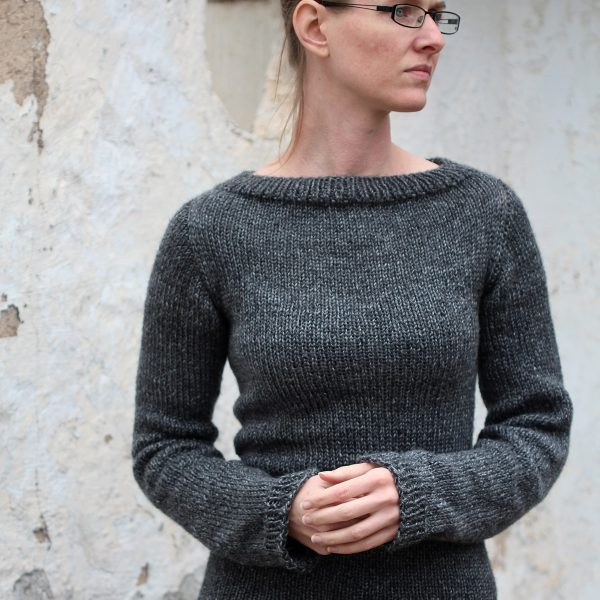 Discipline Sweater Knitting Pattern