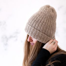 Loyal Hat Knitting Pattern