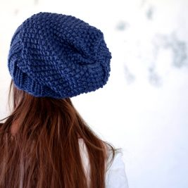 REVERENCE Hat Knitting Pattern