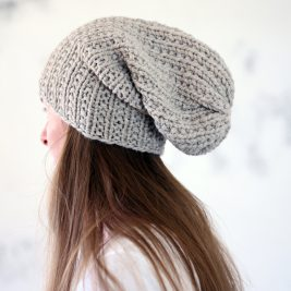 SILENCE Hat Knitting Pattern