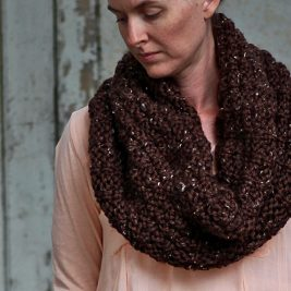 UNITY - Women's Cowl Knitting Pattern