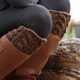 Vigilance 2 Boot Cuff Knitting Pattern