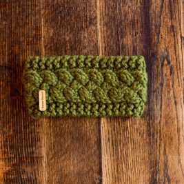 PERSISTENCE : Headband Knitting Pattern