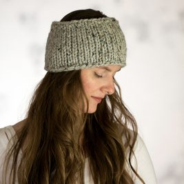 BASIC : Headband Knitting Pattern