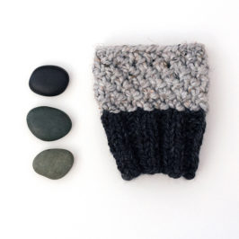 How to Knit the Rosette Stitch