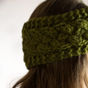 PERSISTENCE : Headband Knitting Pattern by Brome Fields