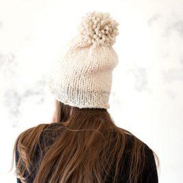 CHARISMA : Hat Knitting Pattern