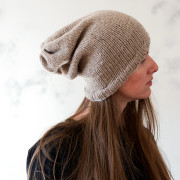 Inspirational : Slouchy Hat Knitting Pattern