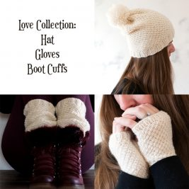 LOVE Collections Knitting Patterns