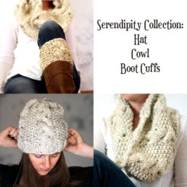 SERENDIPITY Knitting Pattern Collection