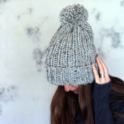 SIMPLICITY : Hat Knitting Pattern