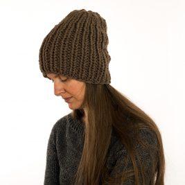 Simplicity Hat Knitting Pattern