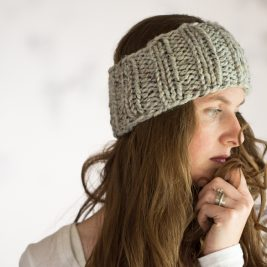 DARING : Headband Knitting Pattern