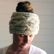 INITIATIVE Headband Knitting Pattern