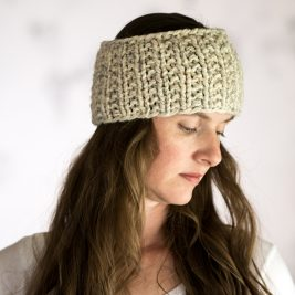 SILENCE: Headband Knitting Pattern