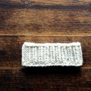 SIMPLICITY: Headband Knitting Pattern