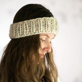 SIMPLICITY: Headband Knitting Pattern