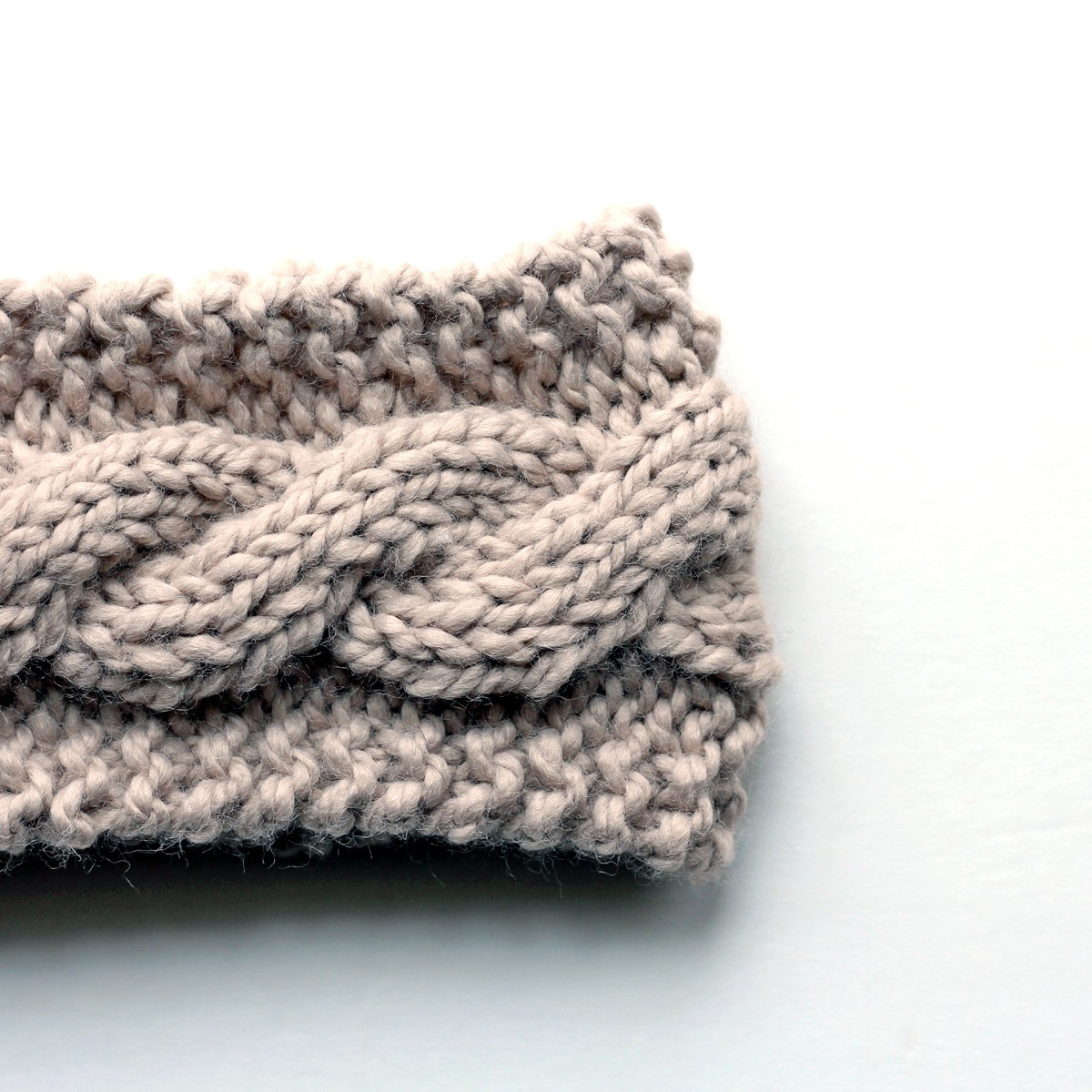 {FREE} FRIENDSHIP : Headband Knitting Pattern   Brome Fields