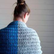 BLESSING : Blanket Knitting Pattern