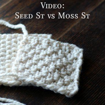 Video: Seed St vs Moss St