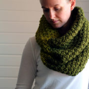 To Lead : Cowl Knitting Pattern by Brome Fields
