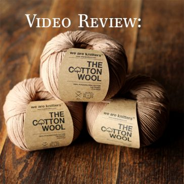 We Are Knitters Cotton Yarn Review