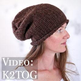 Video : K2TOG