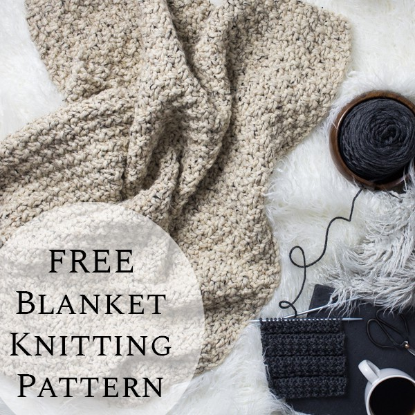 thrifty blanket knitting pattern feature 1109