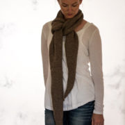 ACCOUNTABILITY : Scarf Knitting Pattern