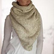 DANDY : Triangle Bandana Cowl Knitting Pattern